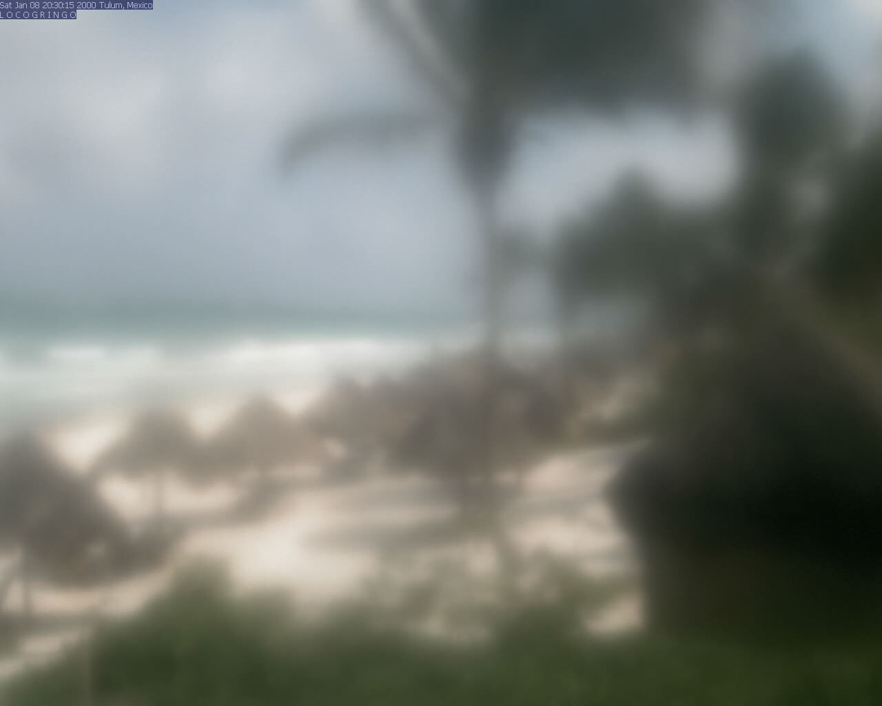 Tulum – North Beach